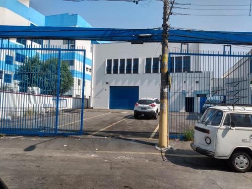 Imagem 1 de 30 de Prédio À Venda, 2101 M² Por R$ 4.000.000,00 - Casa Verde - São Paulo/sp - Pr0148
