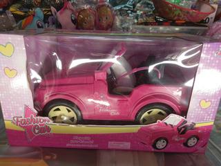 Auto Barbie ¡nuevo! Toys