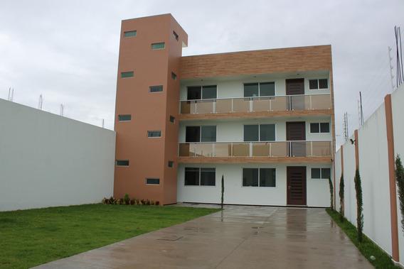 Departamento Amueblado En Cacalotepec, Cerca De Sonata,