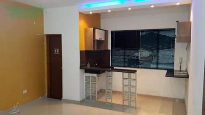 Sala Comercial Para Locação, Jardim São Jorge, Guarulhos. - Sa0126