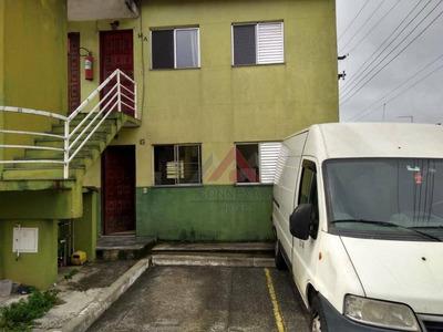 Apartamento Com 2 Dormitórios À Venda, 67 M² Por R$ 125.000,00 - Vila Ursulina - Itaquaquecetuba/sp - Ap0840
