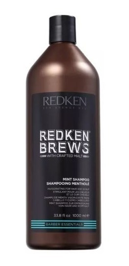 Redken Brews Shampoo Mint - 1000ml