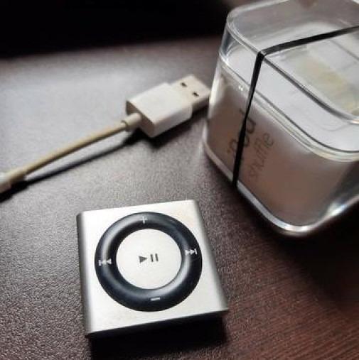 iPod Shuffle 2gb 4ª Geração Modelo A1373