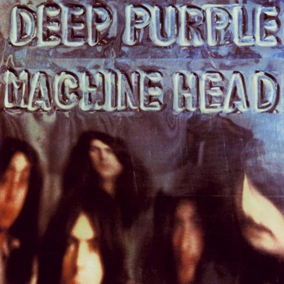 Lp Deep Purple Machine Head 180g Lp Importado Usa Lacrado