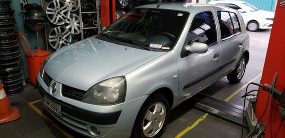 Renault Clio 1.0 16v Privilege Completo 5p 2004
