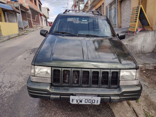 Jeep Grand Cherokee Limited 5.2 V8 1996