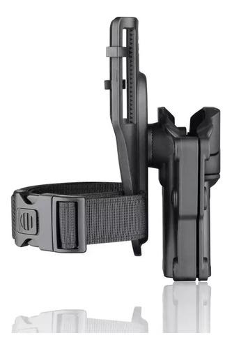 Hoslter Cytac Universal Para Pistola + Lowride Policial