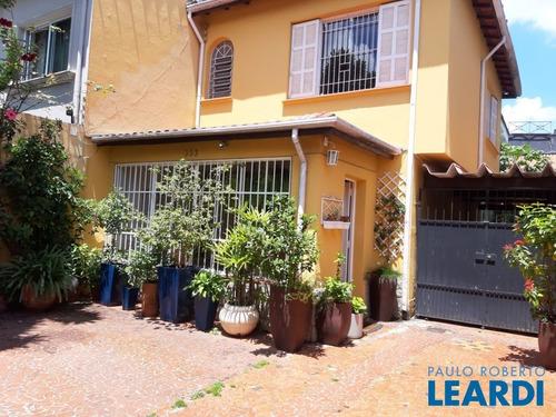 Casa Assobradada - Jardim Paulista  - Sp - 633211
