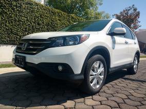 Honda Cr-v Exl Navi 4wd 2014 Factura Original Todo Pagado