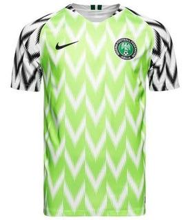 comprar lo mejor seleccione para genuino buena calidad Jersey Nigeria Uniformes Jerseys Selecciones - Artículos de ...