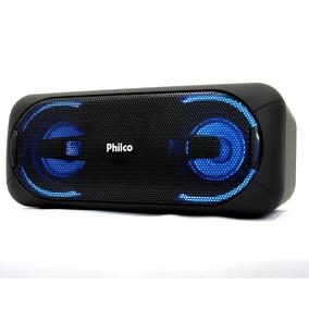 Caixa De Som Bluetooth Philco Pbs50 50w Rms Potente
