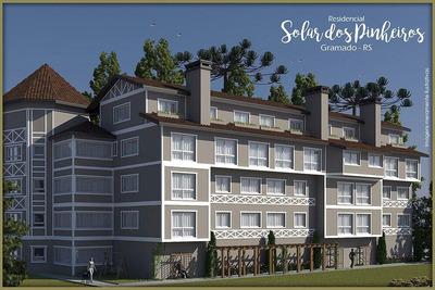Apartamento Com 3 Dormitórios À Venda, 101 M² Por R$ 1.422.199 - Planalto - Gramado/rs - Ap0182