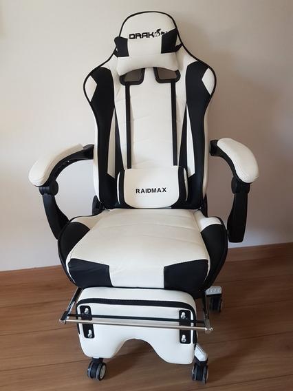 Cadeira Gamer Drakon 709 Raidmax Seminova