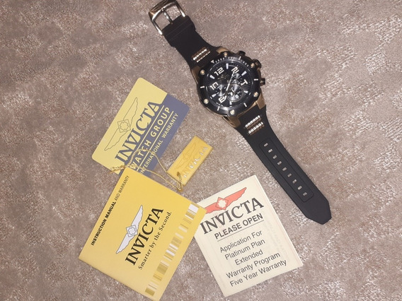 Relógio Invicta Speedway Collection.