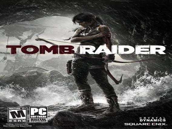 Tomb Raider Xbox 360 Original Mídia Digital