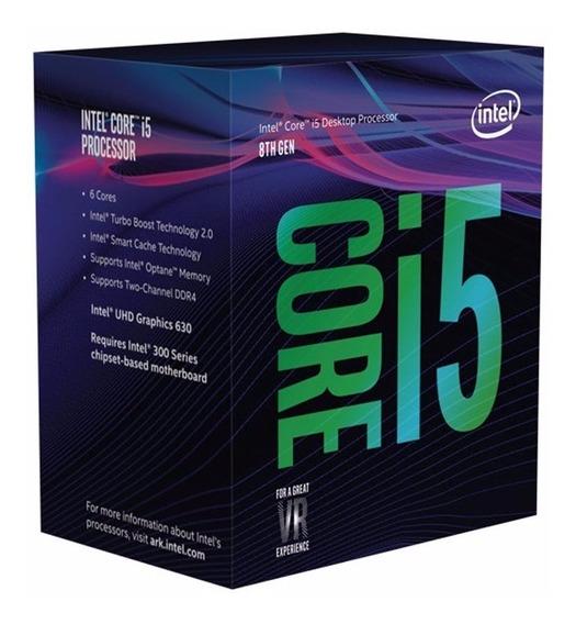 Micro Procesador Intel I5 8400 4.0ghz Coffe Lake 1151