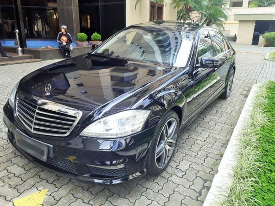 Mercedes Benz S 63 D5.5 L V8 Bi-turbo Gasolina 4p Automático