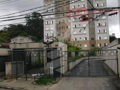 Apartamento Para Venda Em São Paulo, Jardim Celeste, 2 Dormitórios, 1 Banheiro, 1 Vaga - Ap0822