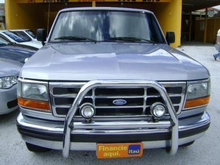 Ford F1000 Modelo Xlt Turbo Diesel 4x4