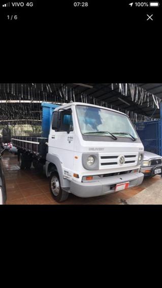 Caminhão Vw 8150 Delivery 2009 Carroceria