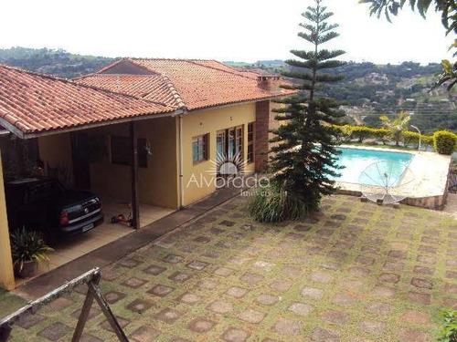 Chácara Com 3 Dorms, Vivendas Do Engenho D'água, Itatiba - R$ 600 Mil, Cod: Ch049 - Vch049