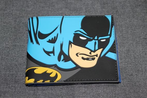 Cartera Bioworld Batman Dc Comics Estilo 11