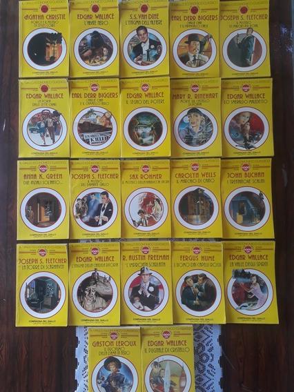 Livros Il Giallo Economico Classico (lote 22 Livros)