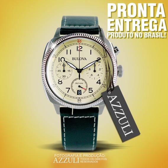 Relógio Bulova Original 96b231 No Brasil Frete Grátis