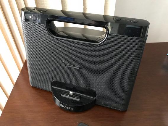 Dock Sony Para iPhone M7ipn