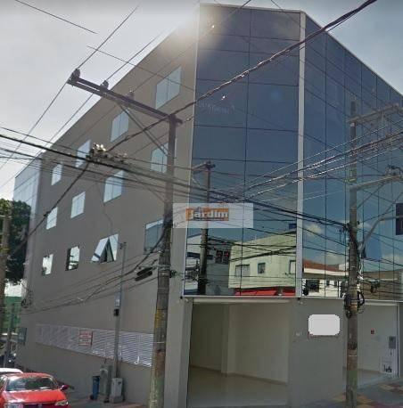 Salão Comercial Para Locação, Nova Gerty, São Caetano Do Sul. - Sl0114