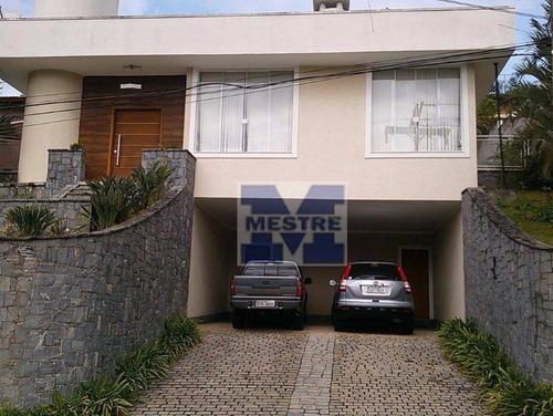 Casa Com 3 Dormitórios À Venda, 450 M² Por R$ 2.500.000,02 - Arujázinho I, Ii E Iii - Arujá/sp - Ca0298