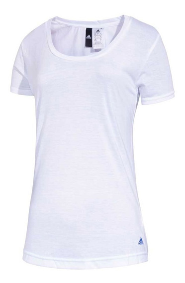Remera Training adidas Essentials Basic Mujer B