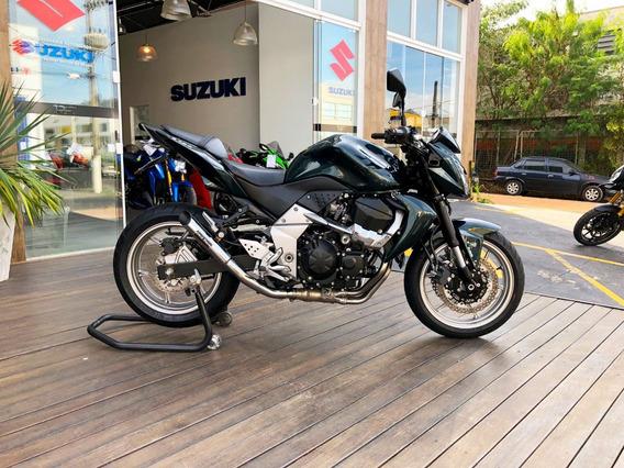 Kawasaki Z-750 2009/2010 Verde