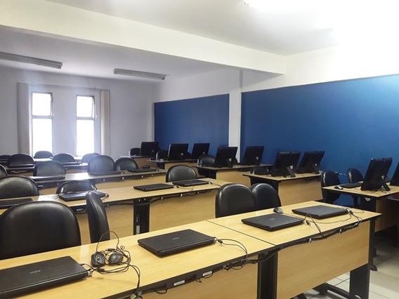 Alugo Conjunto De 07 Salas, No Centro De Vila Velha. São 250m² - Dni1443