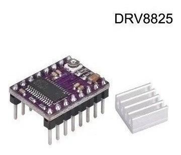 Drv8825 Drive Motor De Passo Impressora 3d Ramps Novo