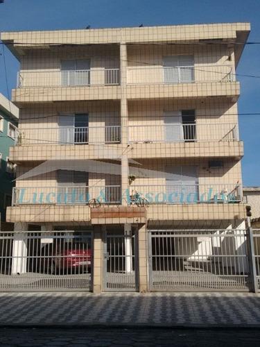 Apartamento Para Venda Vila Guilhermina, Praia Grande - Ap01406 - 32268816
