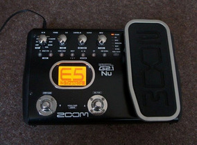 Pedal Multiefecto Zoom G2.1nu