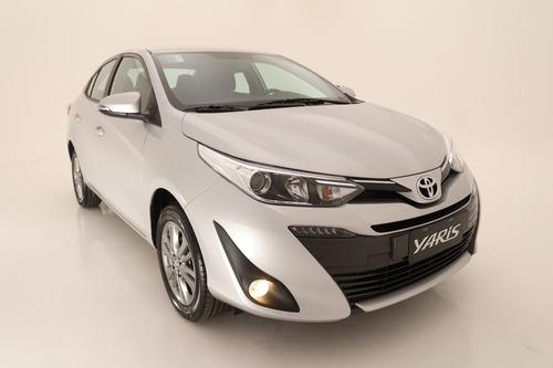 Imagen 1 de 14 de Toyota Yaris 1.5 Xls 4p Sedan Cvt Automatico