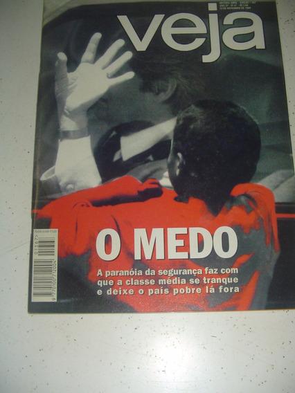 Revista Veja 1367 Schumacher Literatura Boscoli Roberto 1994
