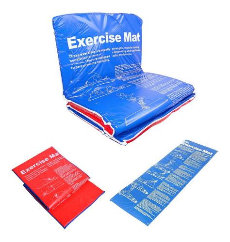Imagen 1 de 8 de Colchoneta Para Gimnasia  Impermeablegym Fitness