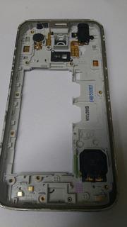 Parte Traseira Samsung S5 Mini Smg800h,com Alto Falante Etc.