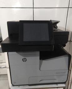 2 Multifuncionais Hp Officejet Enterprise Color X585f