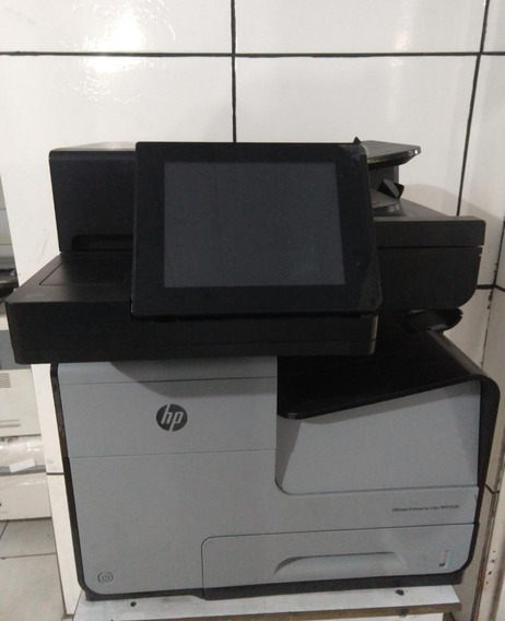 2 Multifuncionais Hp Officejet Enterprise Color X585f