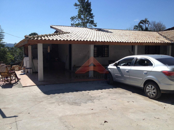 Chácara Residencial À Venda, Taquarí, São José Dos Campos. - Ch0041