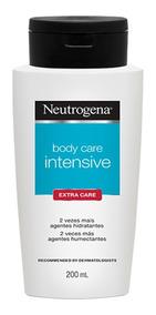 Hidratante Corporal Neutrogena Body Care Intensive Extra Car