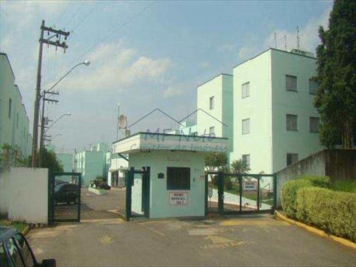 Apartamento Com 2 Dorms, Vila Paulista, Pirassununga - R$ 175.000,00, 59,38m² - Codigo: 95000 - V95000