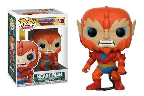 Funko Pop! Beast Man #539