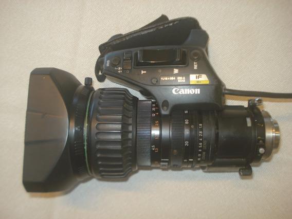 Canon Yj18x9br Irs-a Sx12 If18x Funcionando, Sem Fungo (1)