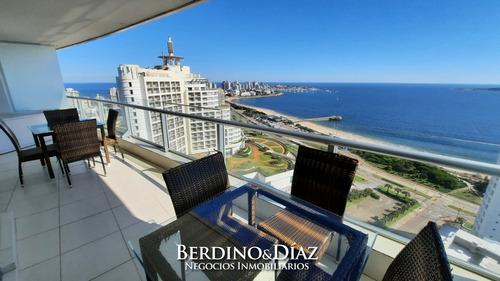 Espectacular Apartamento En Seasons Tower- Ref: 840