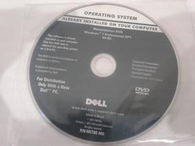 Cd Original : Dell - Instalação Notebbok Dell # Muito Novo